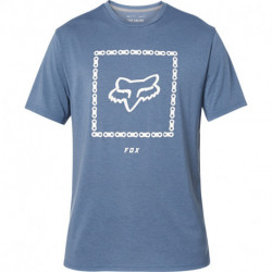 T-SHIRT FOX MISSING LINK TECH BLUE STEEL