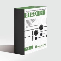 INTERKOM MIDLAND BT Go Uni interkom Plug&Play uniwersalny