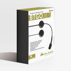 INTERKOM MIDLAND BT Go Jet interkom Plug&Play