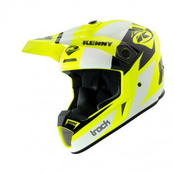 KASK TRACK WHITE NEON 2021