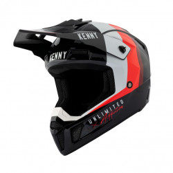 KASK KENNY PERFORMANCE BLACK RED 2021