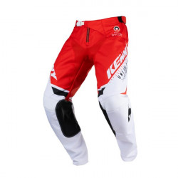 KENNY TRACK FOCUS PANTS RED 2021