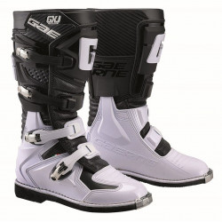 GAERNE GX-J JUNIOR BOOTS WHITE/BLACK