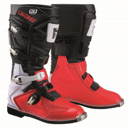 GAERNE GX-J JUNIOR BOOTS RED/BLACK