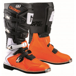 GAERNE GX-J JUNIOR BOOTS ORANGE/BLACK