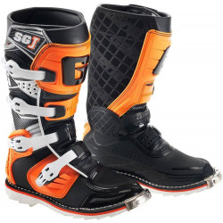 GAERNE SG-J JUNIOR BOOTS BLACK/ORANGE