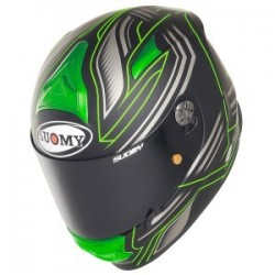 KASK SUOMY SR SPORT MATT GREEN