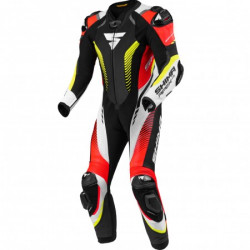 SHIMA APEX RS LEATHER SUIT FLUO