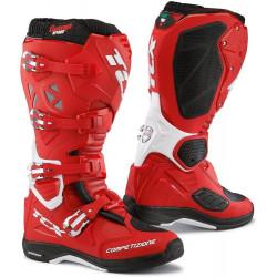 TCX COMP EVO 2 MICHELIN RED/WHITE BOOTS
