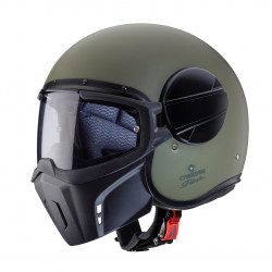 KASK CABERG GHOST MILITARY ZIELONY MAT
