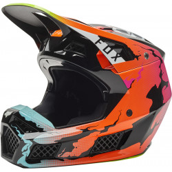 KASK FOX V3 RS PYRE LE MULTI