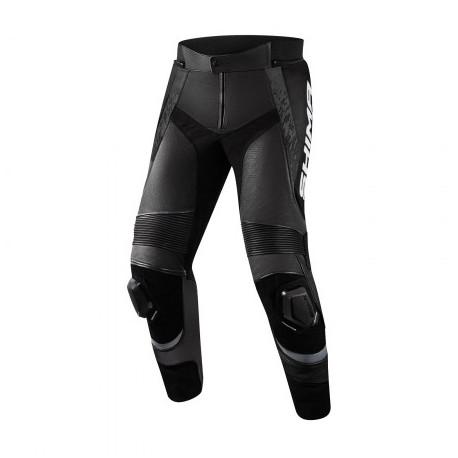 SHIMA STR 2.0 BLACK LEATHER PANTS