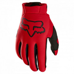 RĘKAWICE FOX LEGION THERMO CE FLUORESCENT RED