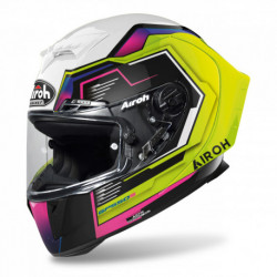 KASK AIROH GP550 S RUSH MULTICOLOR GLOSS