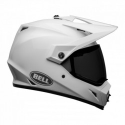 KASK BELL MX-9 ADVENTURE MIPS WHITE