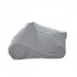 HELD QUAD ATV COVER SILVER
