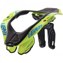 NECK LEATT BRACE GPX 5.5 WHITE/BLACK