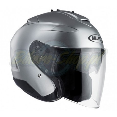 HELMET HJC IS-33 II SEMI FLAT CR SILVER