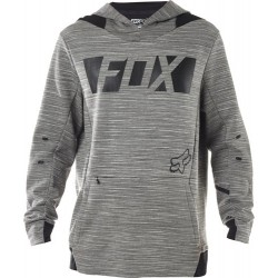 BLUZA FOX Z KAPTUREM FLEXAIR LIBRA HEATHER GREY
