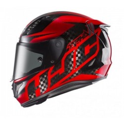 KASK HJC RPHA 11 CARBON LOWIN BLACK/RED