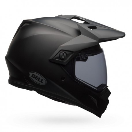 KASK BELL MX-9 ADVENTURE MIPS MATTE BLACK