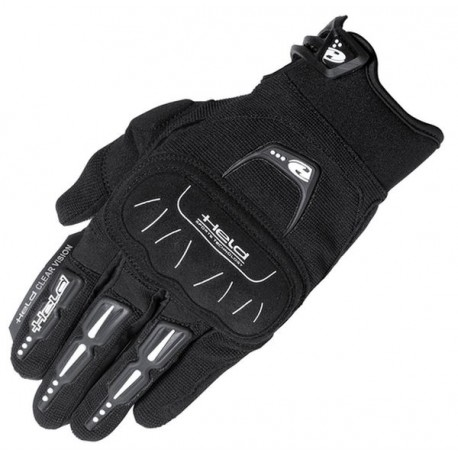 HELD TOURING BACKFLIP BLACK GLOVE