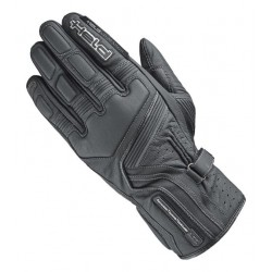 HELD TRAVEL 5 BLACK LEATHER GLOVES