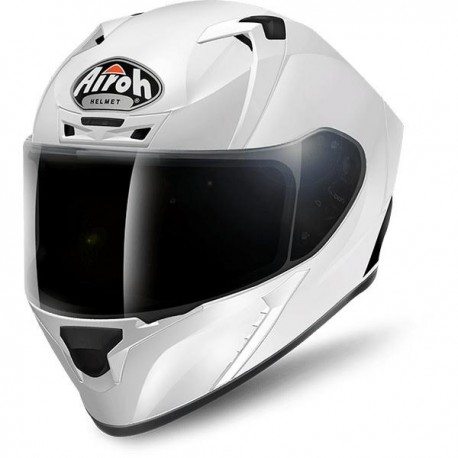 KASK AIROH VALOR COLOR WHITE GLOSS