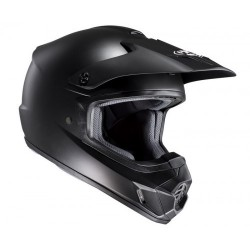 KASK HJC CS-MX II SEMI FLAT BLACK