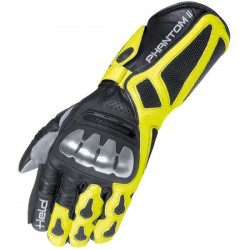 HELD PHANTOM II BLACK/FLUO YELLOW GLOVES