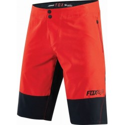 SPODENKI FOX ALTITUDE RED/BLACK