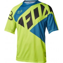 FOX DEMO SS JERSEY SECA FLO YELLOW