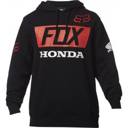BLUZA FOX HONDA BASIC BLACK