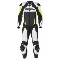 FURYGAN FULL APEX FLUO YELLOW LETHER SUIT
