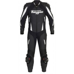 FURYGAN FULL DARK APEX PERFORATED LETHER SUIT