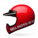 KASK BELL MOTO-3 CLASSIC RED