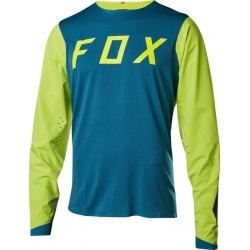 FOX ATTACK PRO JERSEY TEAL