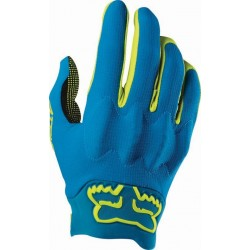 FOX ATTACK GLOVES TEAL