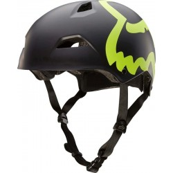 KASK FOX FLIGHT EYECON HARDSHELL FLO YELLOW
