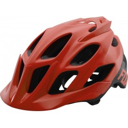 KASK FOX FLUX CREO RED/BLACK