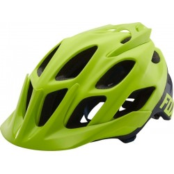 KASK FOX FLUX CREO FLO YELLOW