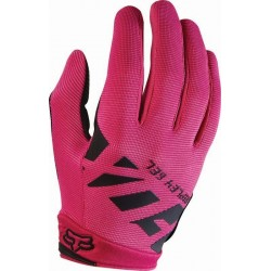 RĘKAWICE FOX LADY RIPLEY GEL BLACK/PINK