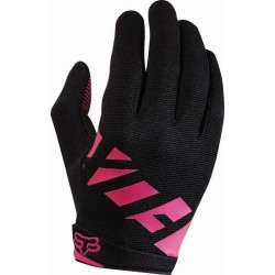 RĘKAWICE FOX LADY RIPLEY BLACK/PINK