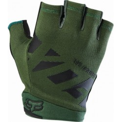FOX RANGER GEL SHORT GLOVES FATIGUE GREEN