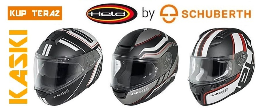Held by Schuberth