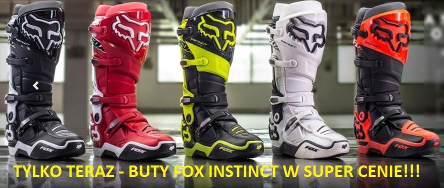 Buty Fox Instinct w super cenie!!!