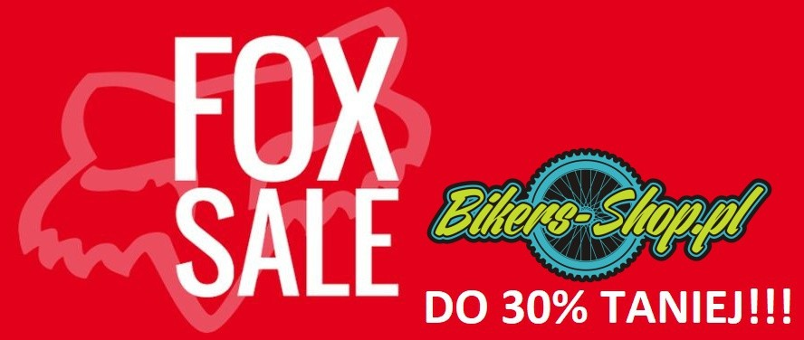 FOX MX18 SALE