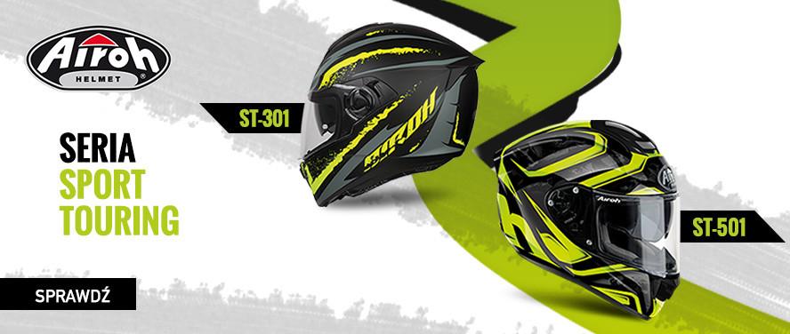 AIROH ST501 ST301